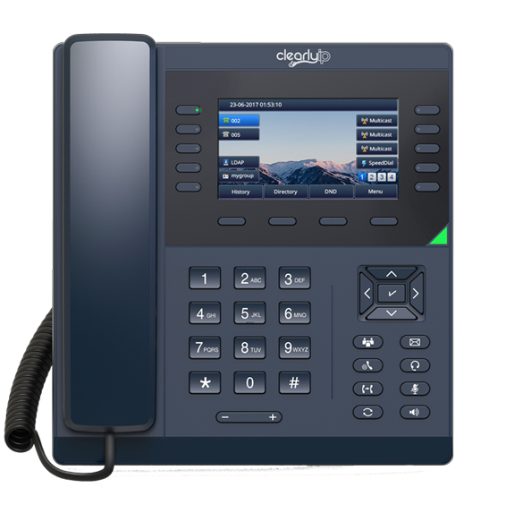 ClearlyIP CIP270 IP Phones