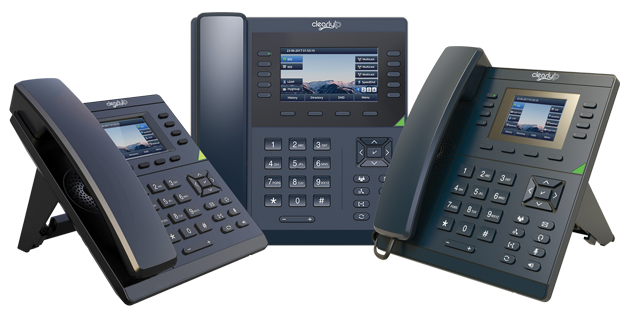 CIP Phones for CIP 745 PBX