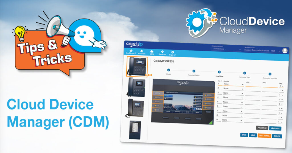 Cloud Device Manager